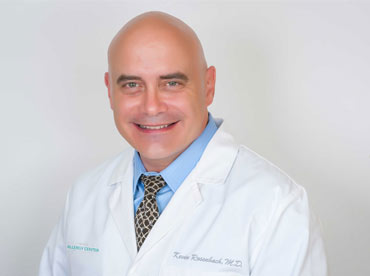 Kevin P. Rosenbach, M.D. | Naples Allergy Center Naples, Florida