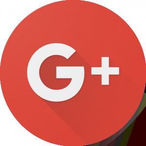 Google+ Social Media Logo