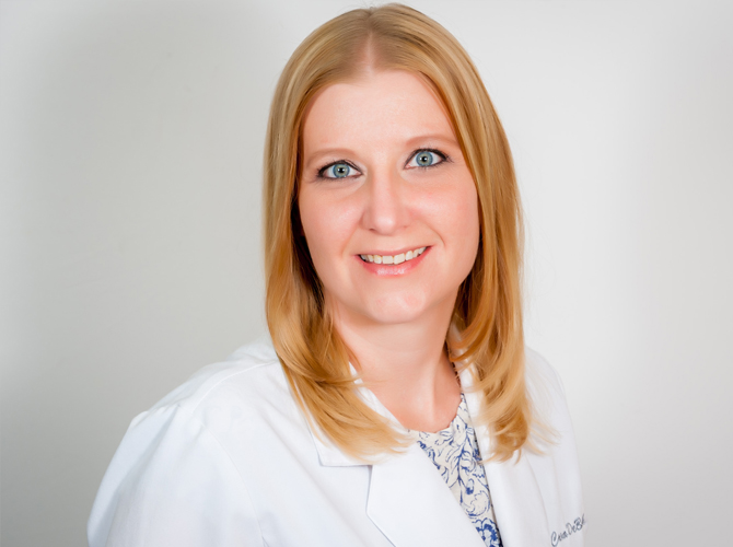 Cara Debusk, PA-C, Director of Immunotherapy | Naples Allergy Center Naples, Florida